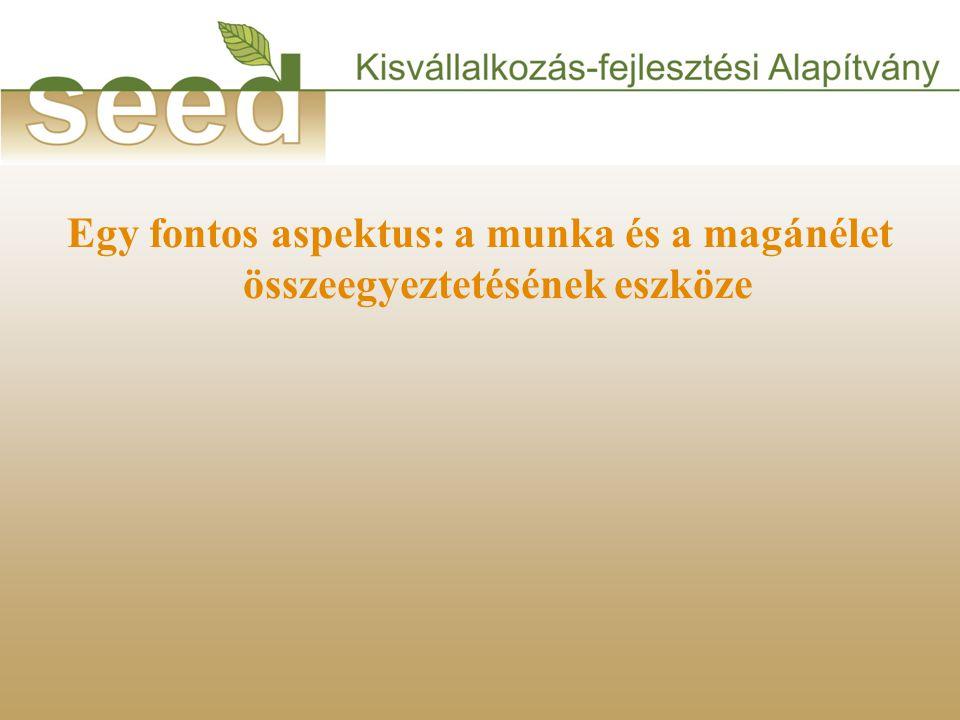 Munka és magánélet Egyensúlya •A.Munkaszervezés –A rugalmas munkaidő különféle változatai - pl.
