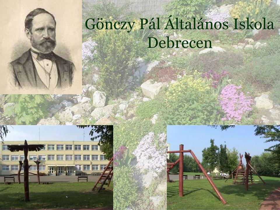 Gönczy Pál Általános Iskola Debrecen