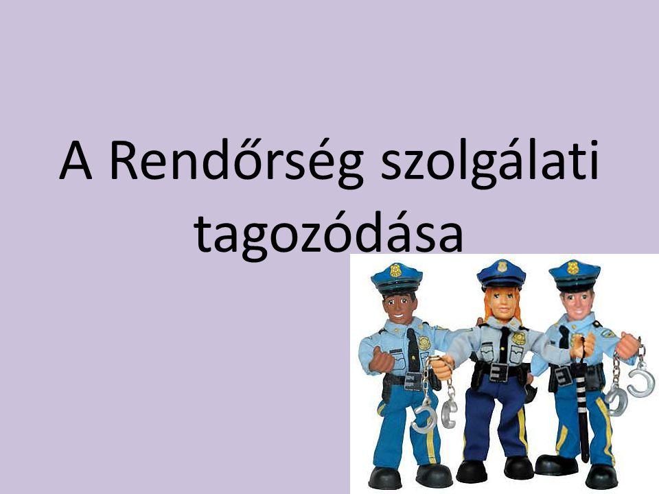 • Kizárólagos hatáskörrel rendelkezik a Magyar Köztársaság területén bekövetkezett terrorcselekmények felszámolására, elkövetőinek elfogására.
