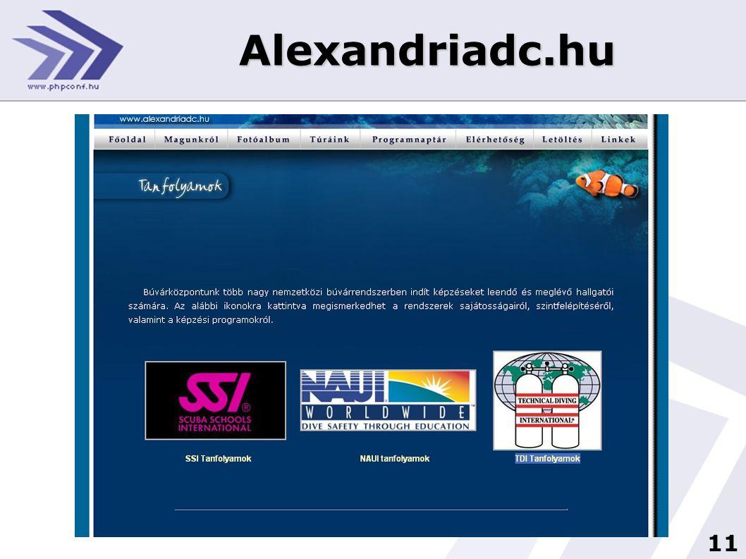 11 Alexandriadc.hu