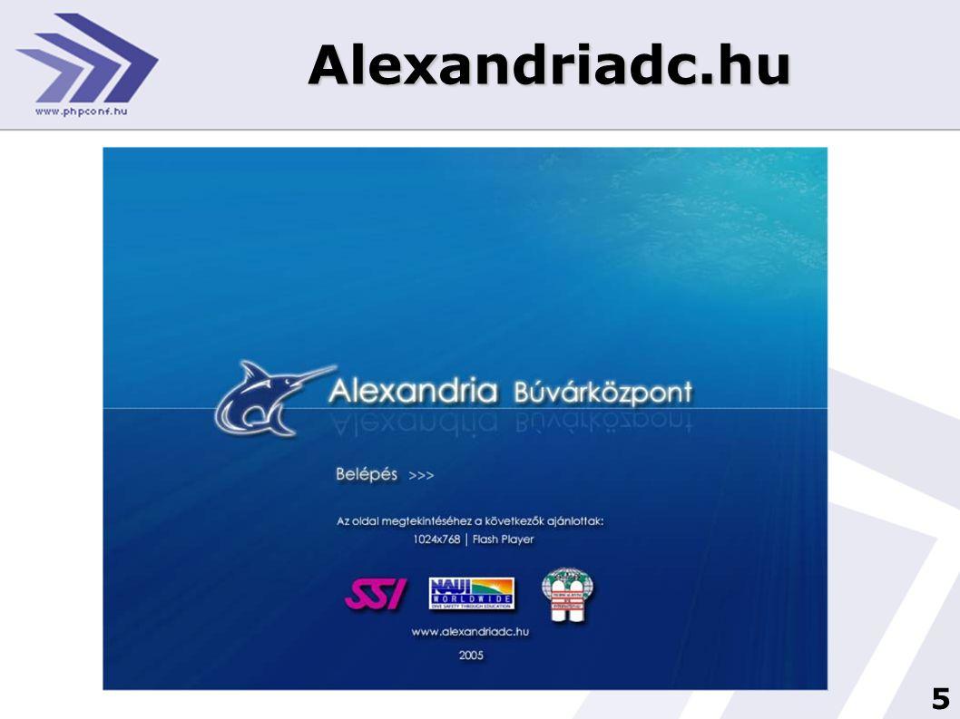 16 Alexandriadc.hu