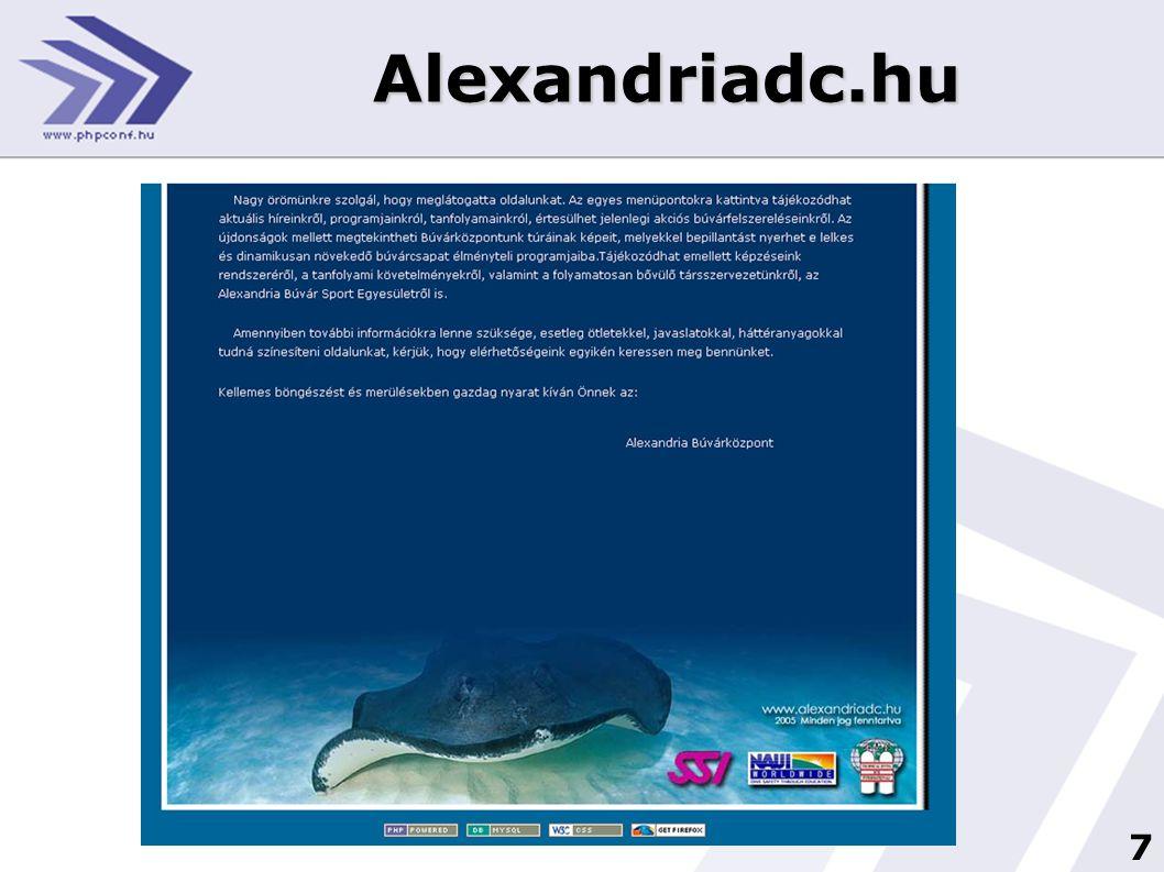 7 Alexandriadc.hu