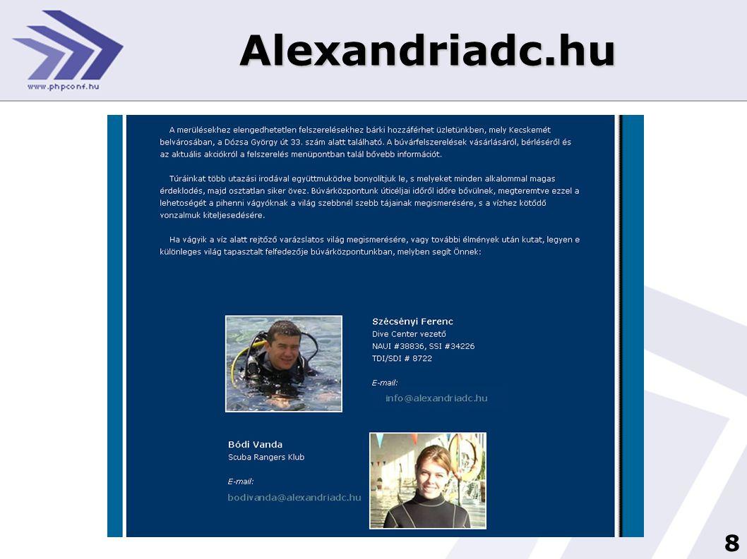 9 Alexandriadc.hu