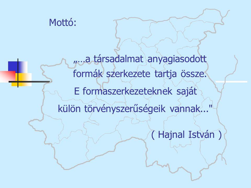  A Közép-Dunántúli Régióról (KDR)  KDR területi egységei, térségei  KDR döntéshozó testületei  Munkaszervezetek, kiemelten a kistérségi munkaszervezetek  Partnerségek  Összegzés, tanulságok, következtetések A tartalomról…