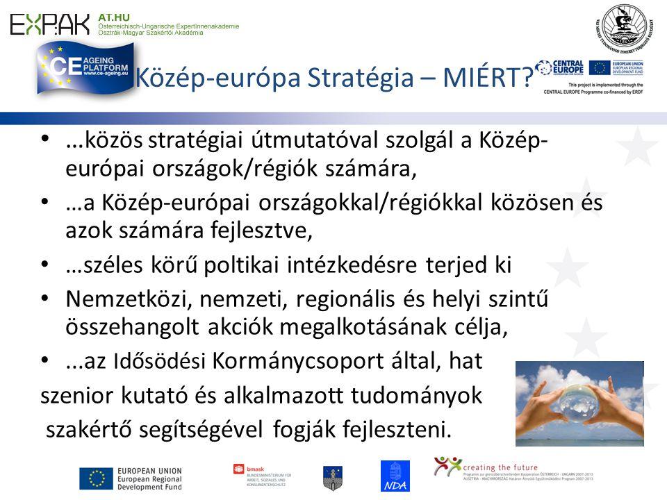 Közép-európa Stratégia – MIÉRT.
