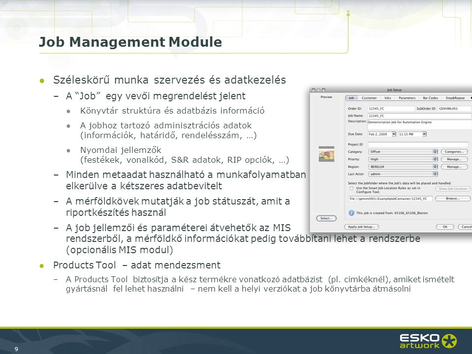 Automation Engine 10.1 Viewing and QA Module 3