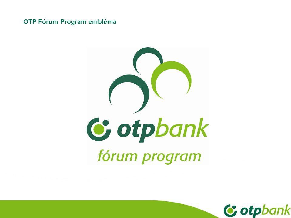 •4•4 OTP Fórum Program embléma