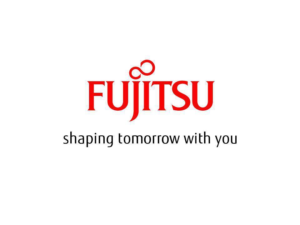 18 Copyright 2011 FUJITSU