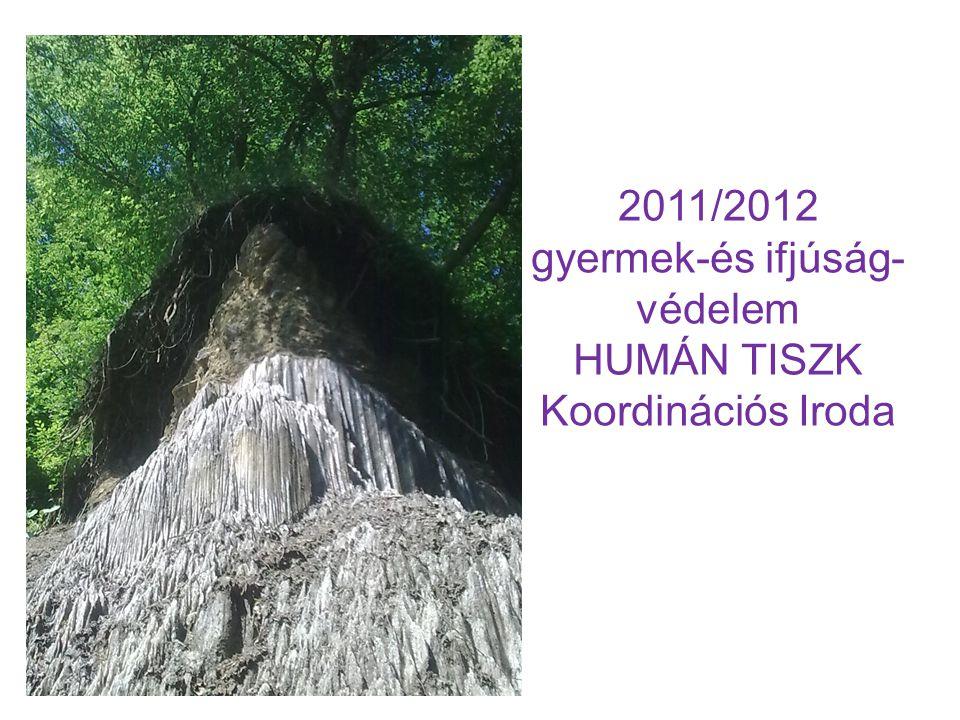 2011/2012 gyermek-és ifjúság- védelem HUMÁN TISZK Koordinációs Iroda