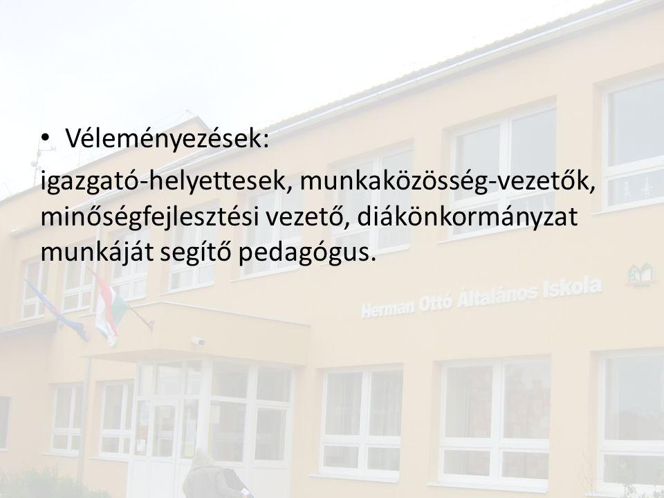 Munkaterv – úgy kell elkészíteni, hogy szerepeljen benne a Helyi tanterv, a PP, az SZMSZ, az Nkt., a 20/2012.