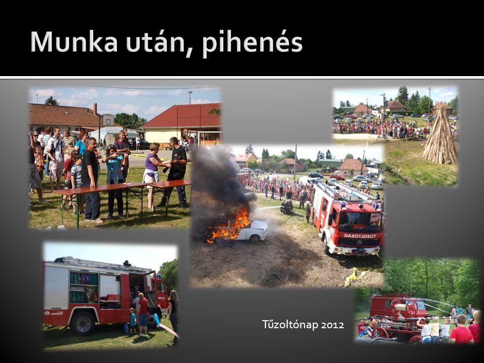 Tűzoltónap 2012