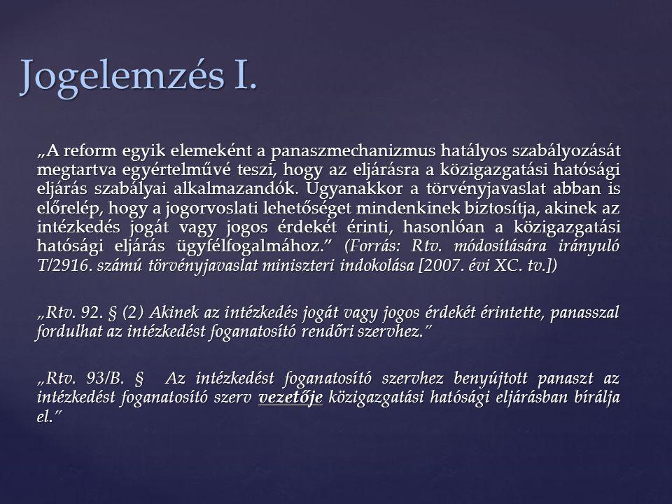 A 2004.évi CXL. törvény (Ket.) 15.