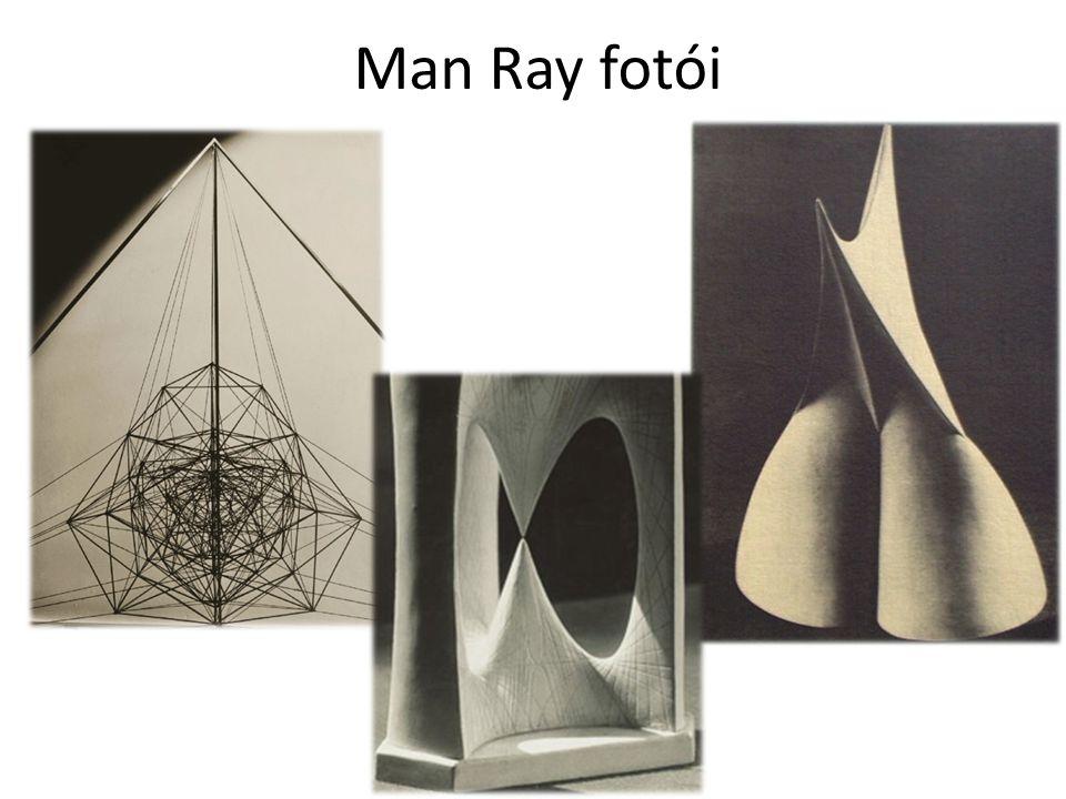 Man Ray fotói