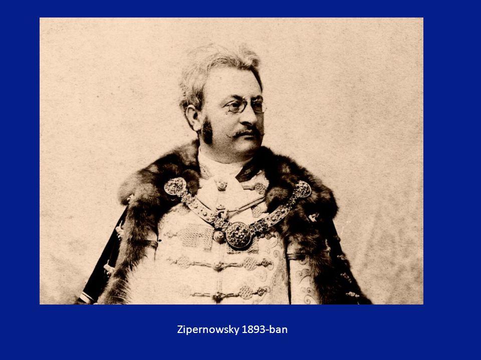 Zipernowsky 1893-ban