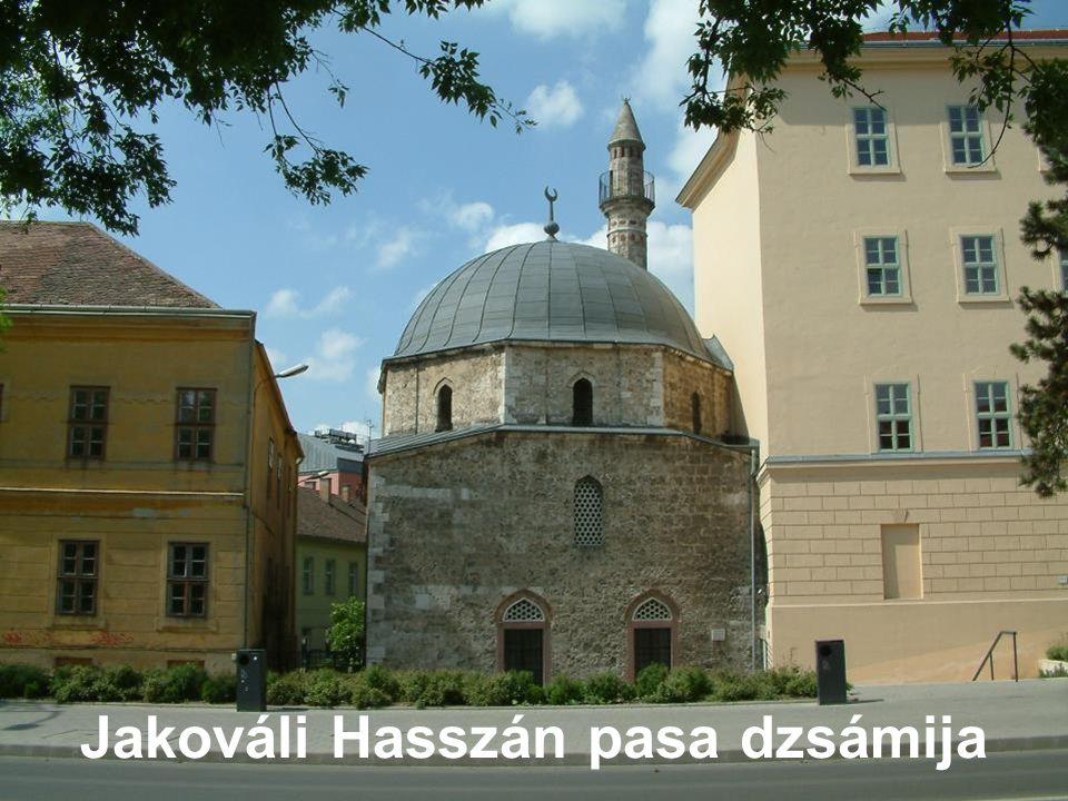 Jakováli Hasszán pasa dzsámija