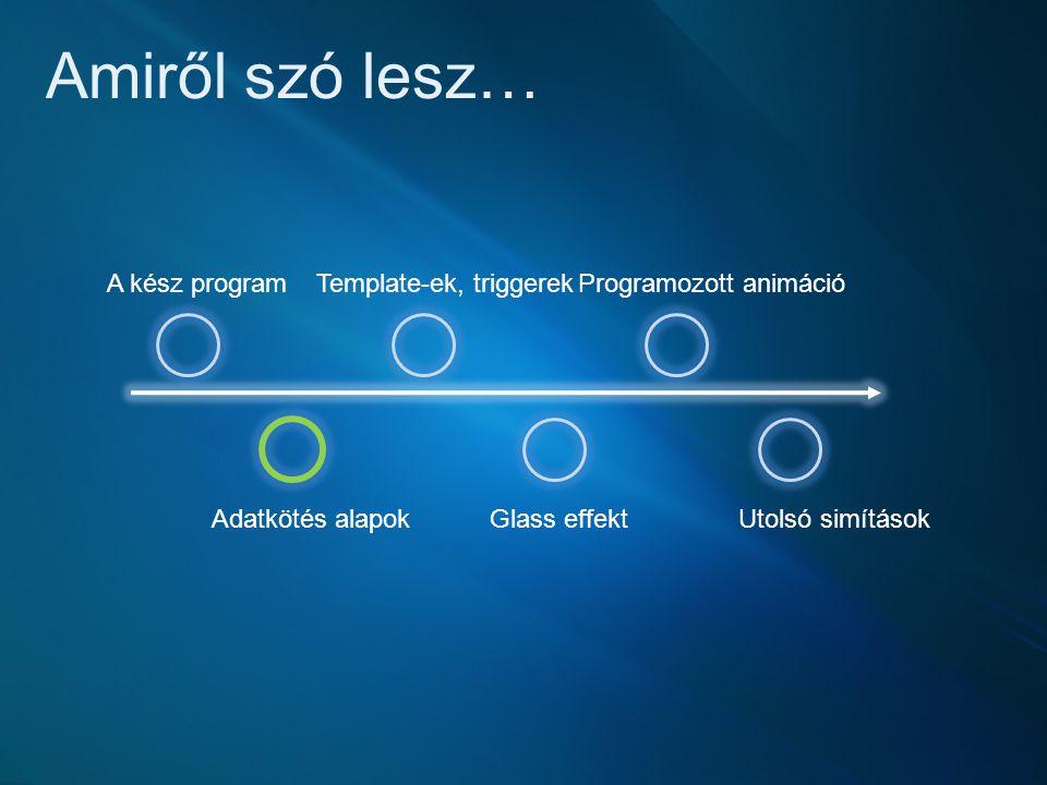Programozott animáció
