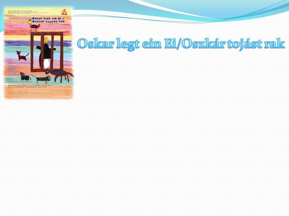 """A Tehetségműhely elsőként 2011.március 3-án a szekszárdi Deutsche Bühne előadását, az """"Oszkár tojást rak""""című gyerekdarabot tekintette meg. Oszkár, a"""