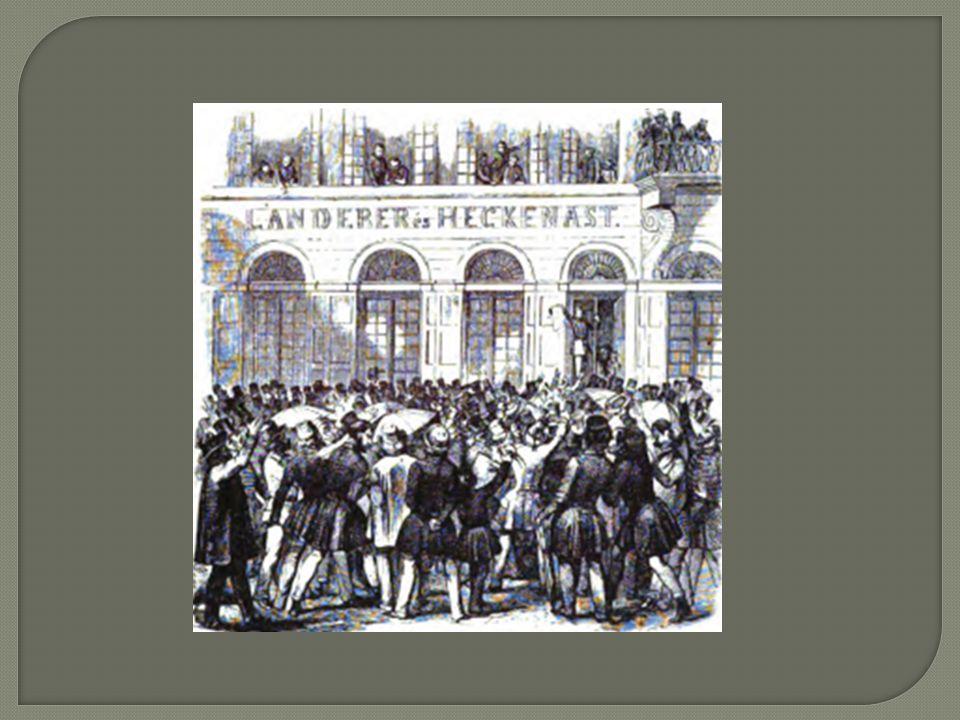  Délután 3 órakor a Múzeum téren népgy ű lést tartottak és a Nemzeti dal és proklamáció példányait ezreivel osztogatták; innen a városházára mentek, a 12 pont elfogadását sürgetvén.