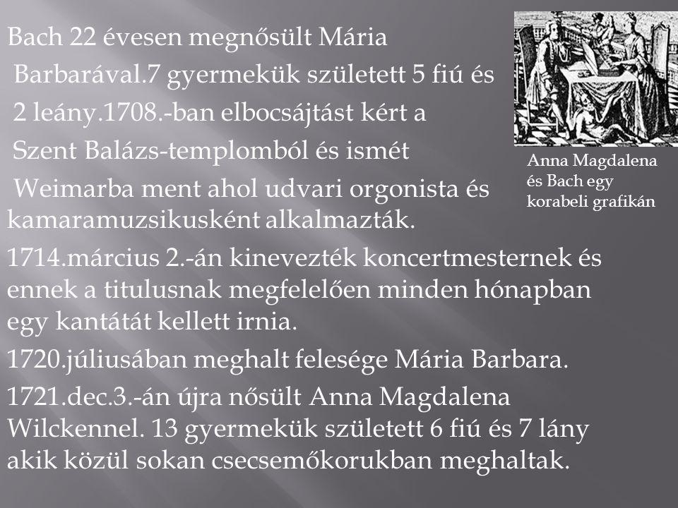 1723.-ban Lipcsébe költözött.