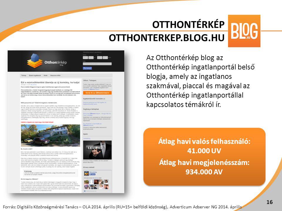 Az Otthontérkép blog az Otthontérkép ingatlanportál belső blogja, amely az ingatlanos szakmával, piaccal és magával az Otthontérkép ingatlanportállal