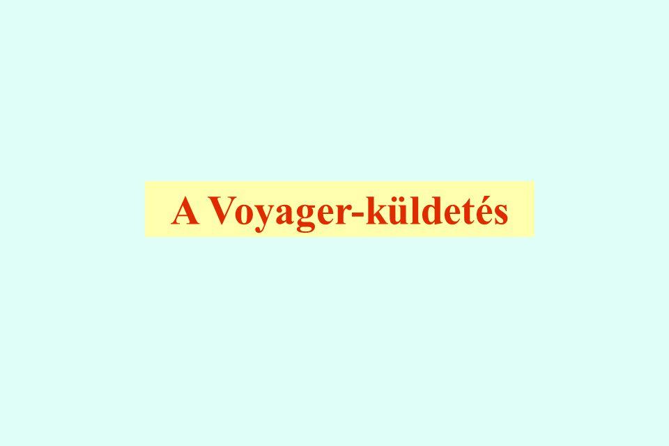 A Voyager-küldetés