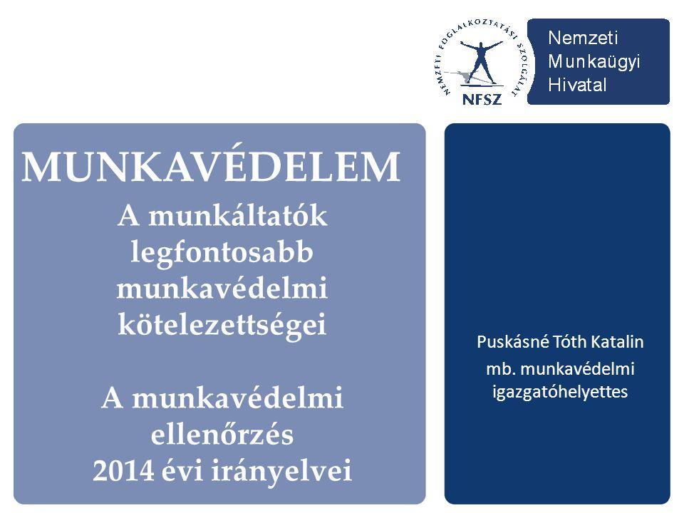 """Alapvető jogok Magyarország Alaptörvénye alapján """"Minden munkavállalónak joga van az egészségét, biztonságát és méltóságát tiszteletben tartó munkafeltételekhez. [XII."""