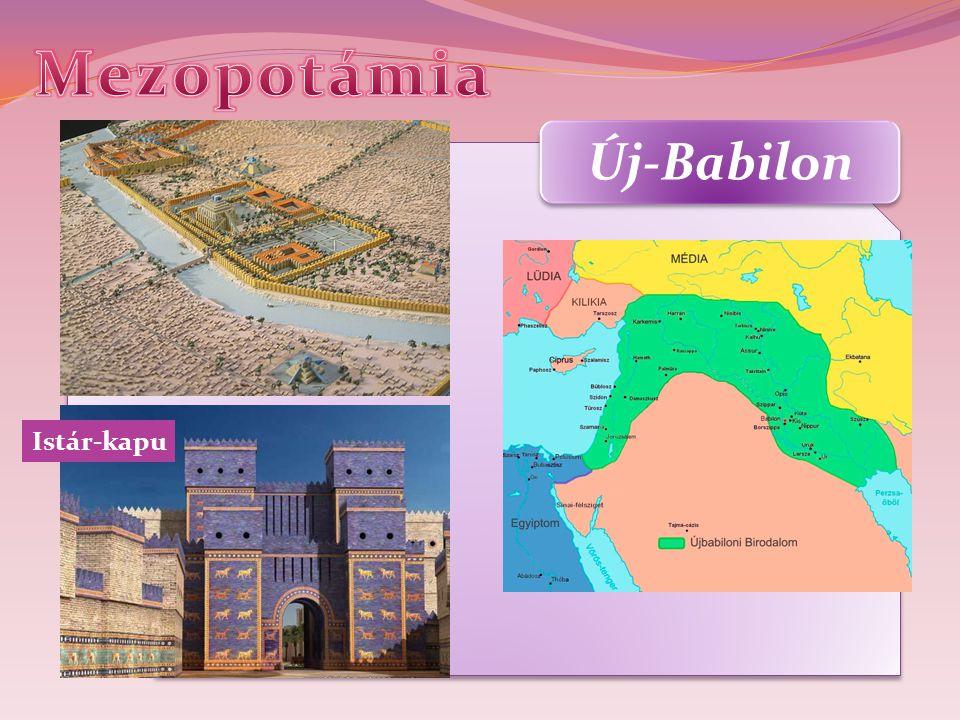 Új-Babilon Istár-kapu