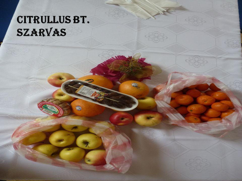 Citrullus Bt. Szarvas