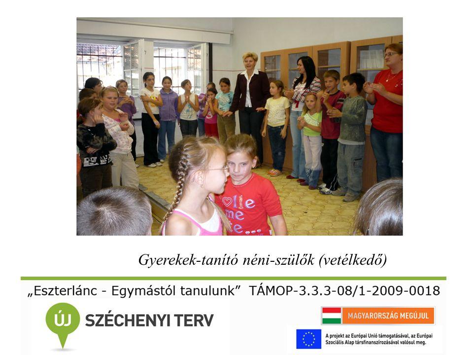 Eszközök, módszerek  Kooperatív tanulási stratégiák alkalmazása, az előítéletek csökkentése érdekében.
