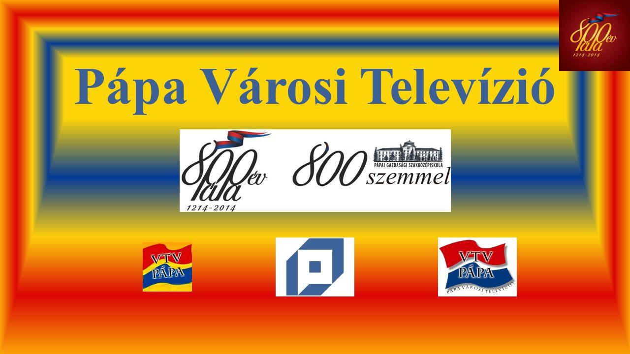 Pápa Városi Televízió