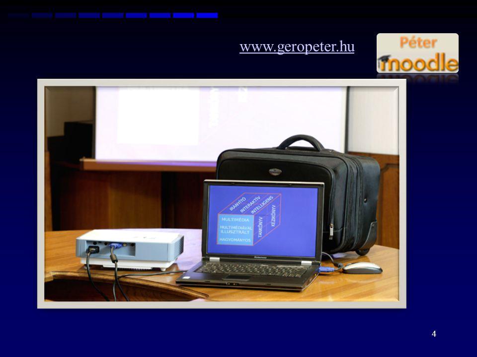 www.geropeter.hu FOK kurzus - Integrált Googledocs-os kérdőívek - Quandary és Hotpot tesztek FOK kurzus - Integrált Googledocs-os kérdőívek - Quandary és Hotpot tesztek 5