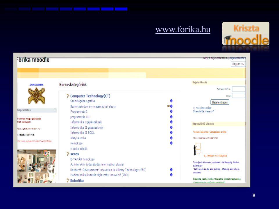 www.forika.hu 8