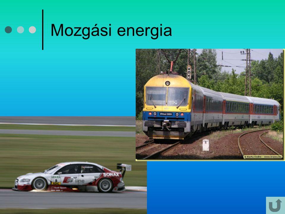 Mozgási energia