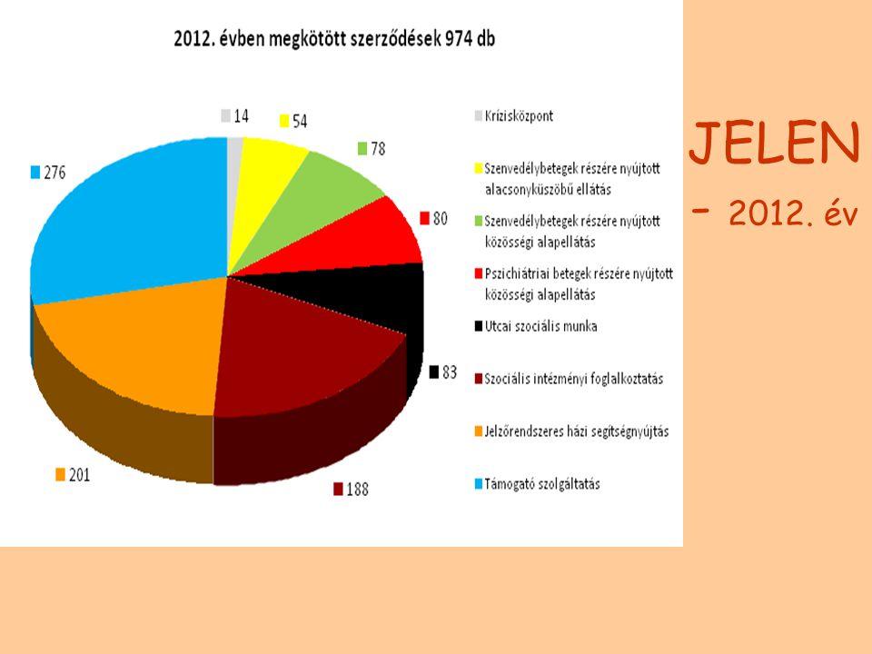 JELEN - 2012. év 974 db