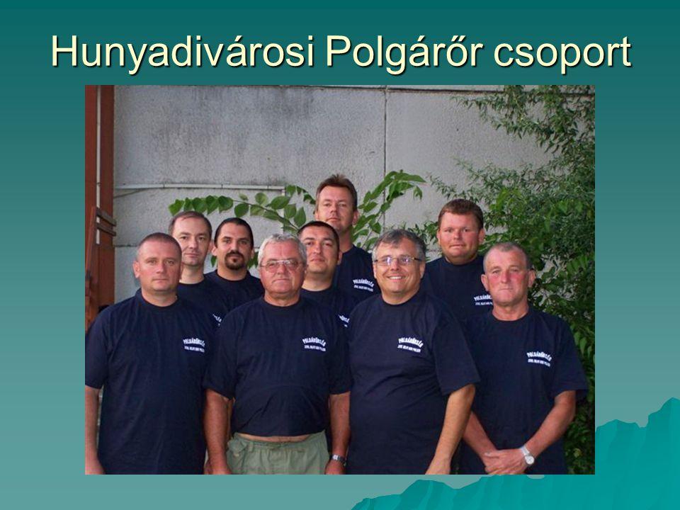 Hunyadivárosi Polgárőr csoport