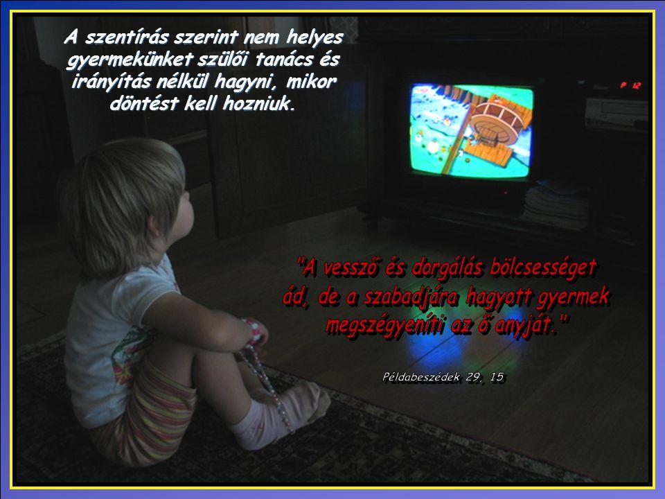 Néhány szülő tévesen úgy gondolja, ha a gyerek tanulnia akar, tanuljon, ha nem, úgy is jó. Bár nem helyes ráerőltetni a gyerekeket olyan dolgok megtan