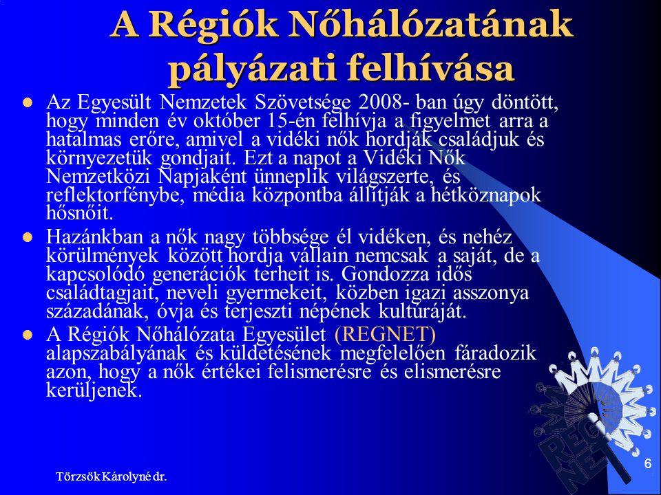 Törzsök Károlyné dr.