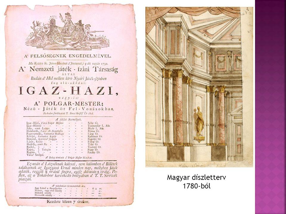 Magyar Museum.Az első magyar nyelvű folyóirat.