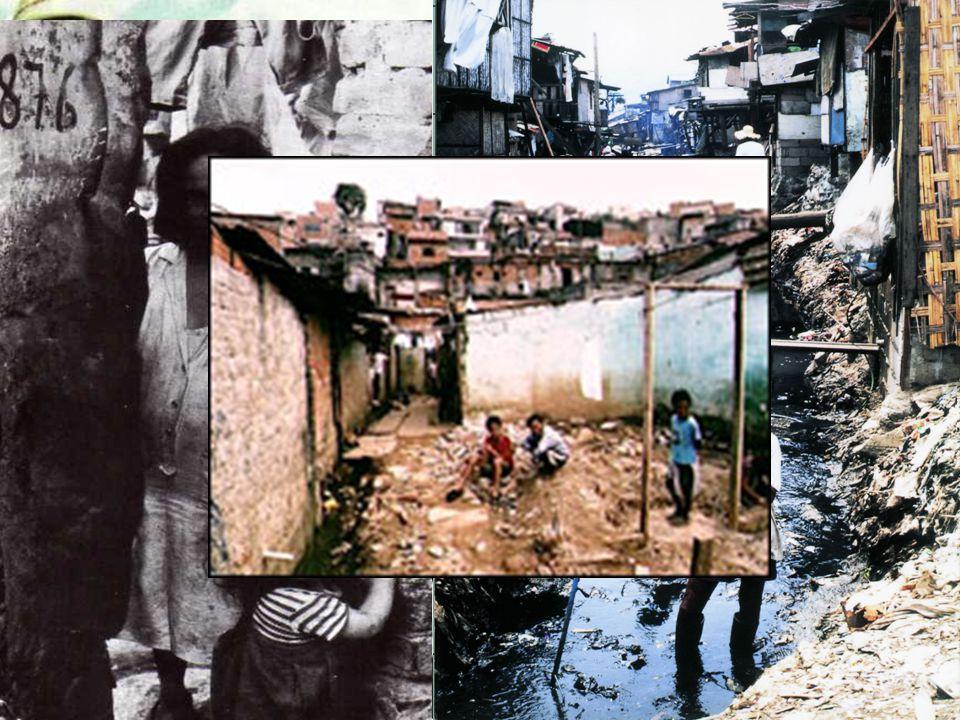 2007.08.03Az el nem kötelezettek Városok •Beáramló népesség –Vidéken nincs munka •Aszály •Árvíz •Nyomor •Népszaporulat •Eredmény: Nyomornegyedek