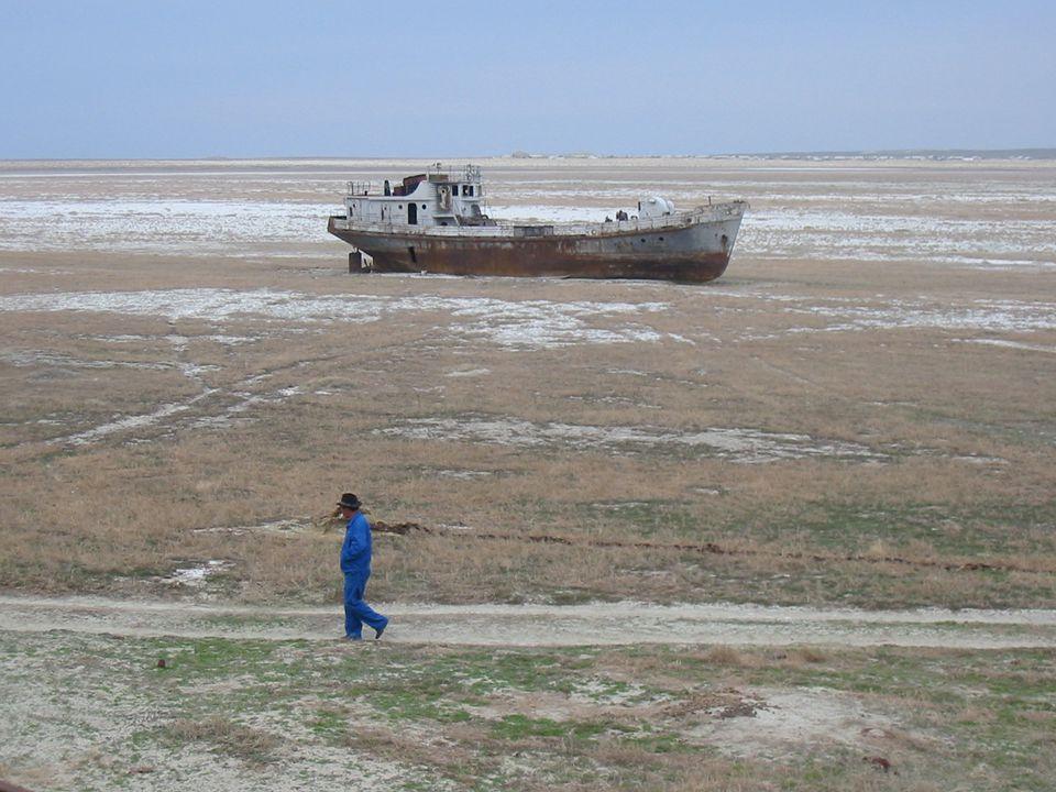 2007.08.03Az el nem kötelezettek Fejlődés másik oldala •Aral-tó kiszáradása •DélÁzsia: esőerdők kiirtása: Talajerózió Áradások •Dél-Ázsia: Gát, vízi e