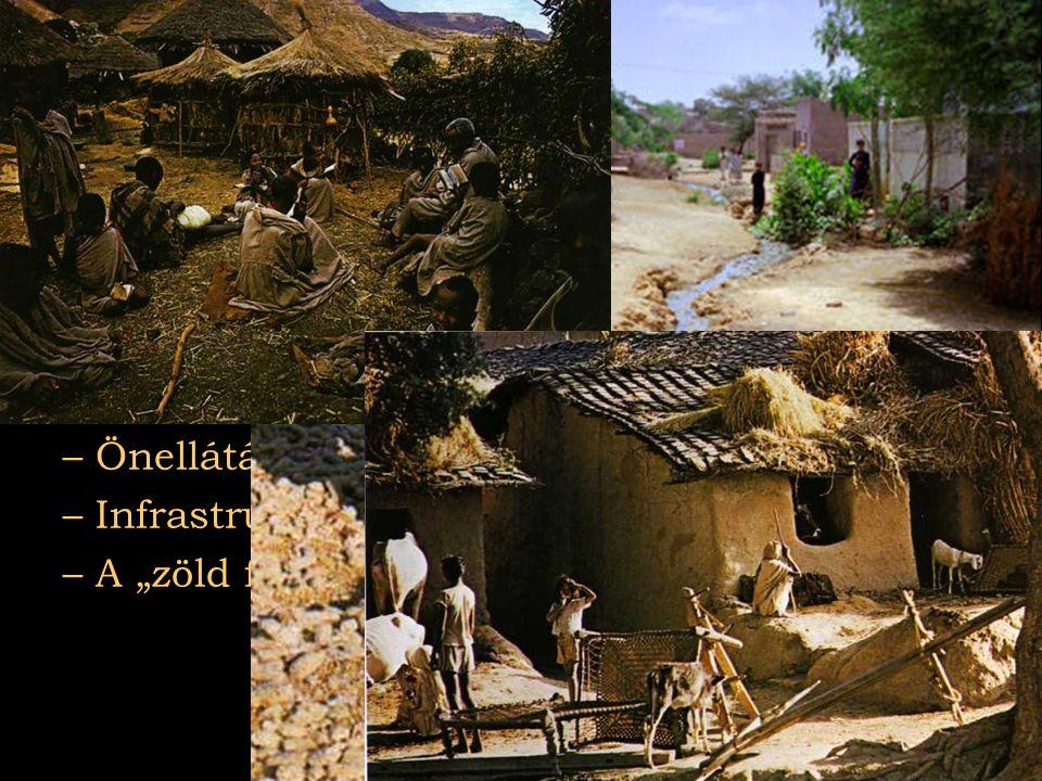 2007.08.03Az el nem kötelezettek Mezőgazdaság •Népesség nagy része falvakban él –Ázsia 60% –Afrika 70% –Európa 26% •Jellemzői: –Önellátás –Infrastrukt