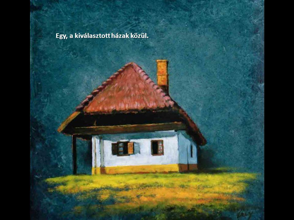 Különleges házak a koratavasz színeiben.