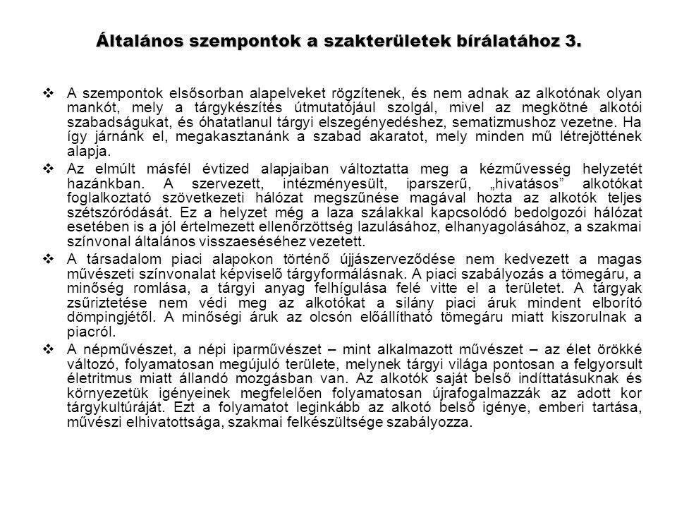 2.számú melléklet a 12/2004. (V.