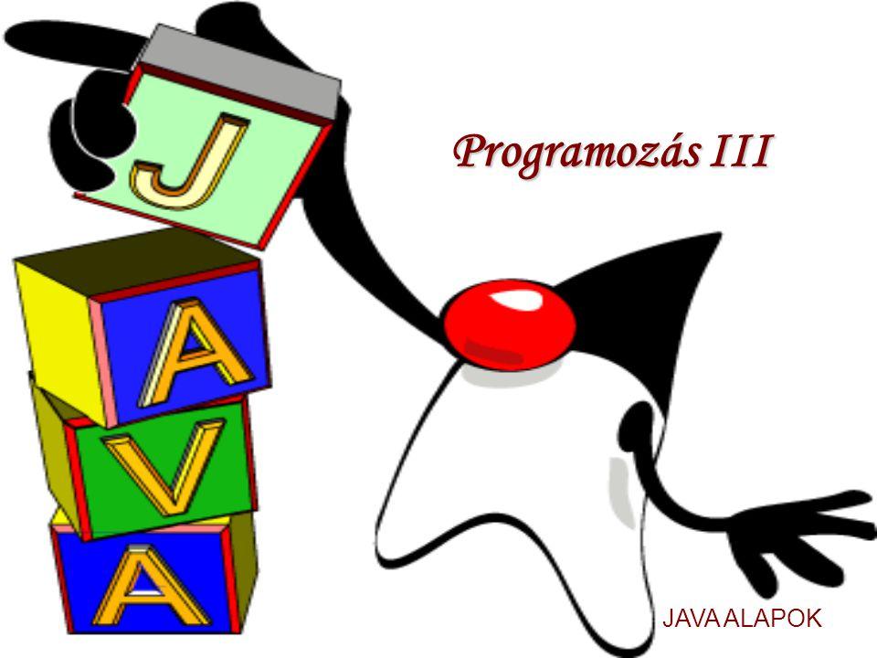 Programírással kapcsolatos néhány alapfogalom: • Memóriakezelés – A változóhoz a memóriaterület hozzárendelése (allokálás-a) • automatikus, a definíció kiértékelésekor • a programozó rendelkezik róla – a változó által lefoglalt terület felszabadítása • automatikus, • a programozó hatáskörébe tartozik.