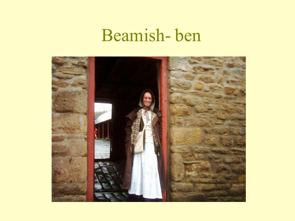 Beamish- ben