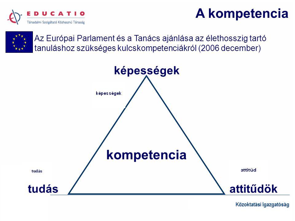 A referencia-intézmény definíciója/ Educatio, 2009.