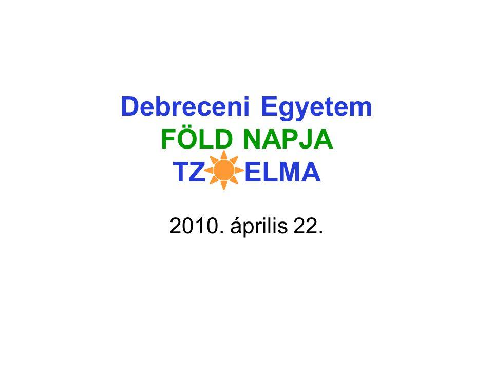 Műszaki adatok 2010.