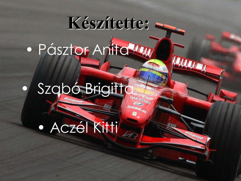 Készítette: • Pásztor Anita • Szabó Brigitta • Aczél Kitti