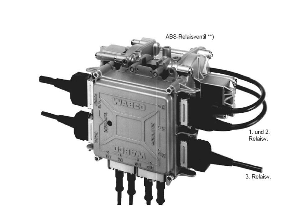 Zárt rendszerű ABS egyik csatornája 1.fékpedál 6.