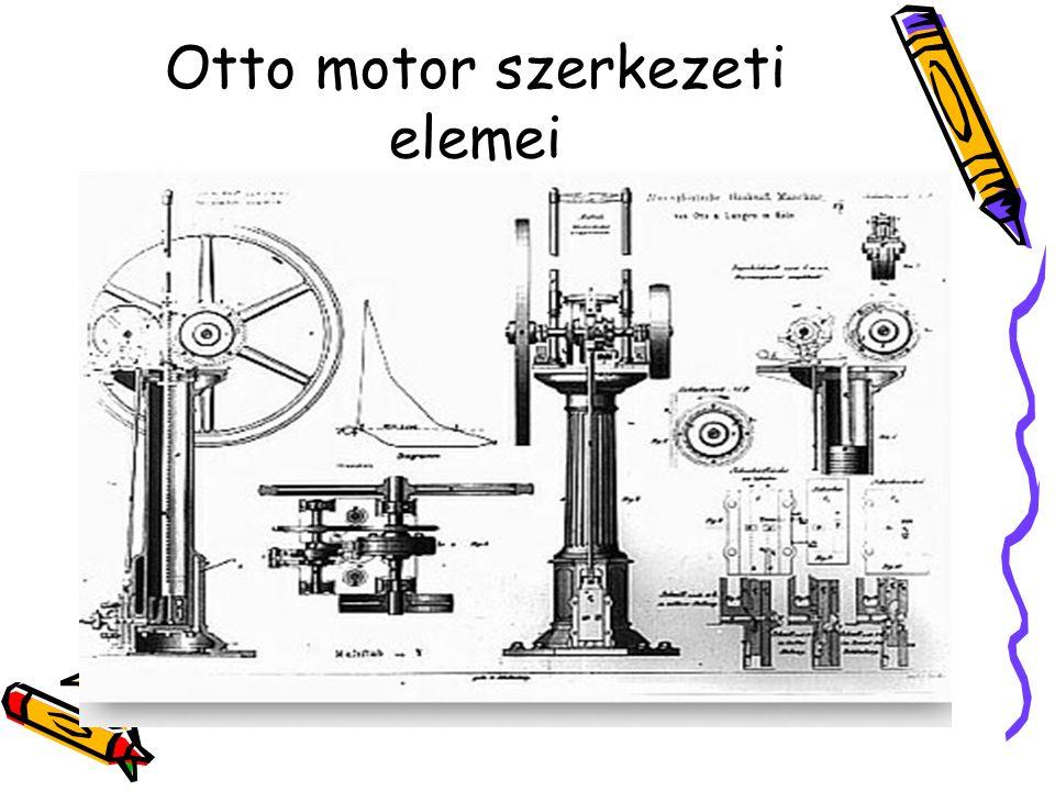 Otto motorja